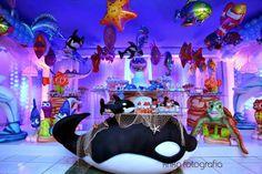 Bella Festività: fundo do mar