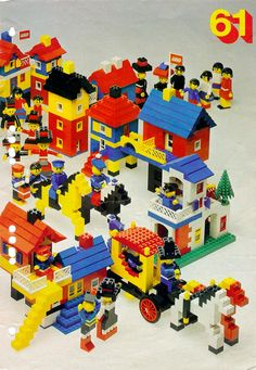 This site contains all the building instructions for legos - sites worth remembering - Lego Lego Duplo, Lego Books, Lego Club, Gaspard, Lego Activities, Lego Craft, Lego Building, Building Ideas, Lego For Kids