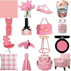 """""""Strawberry ice"""" by pinkrubbersoul on Polyvore"""