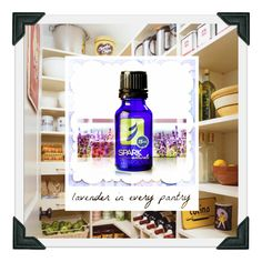 Kitchen Lavender & DIY Lavender Thieves Oil
