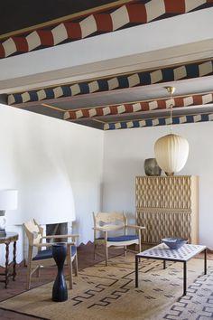 Ignazio gardella azucena interni minimalisti stile da for Siti design interni