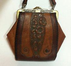 antique-art-nouveau-hand-tooled-leather-Bosca-Nelson-Purse