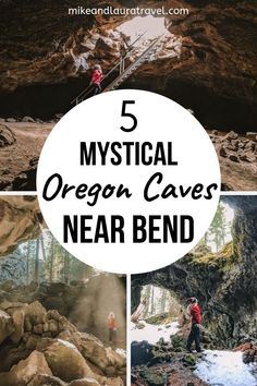 Use t. Use this guide to plan your Pacific Northwest road trip; here is a list of 5 of the best caves in central Oregon. Add these to your Bend bucket list. Eagle Creek Falls near Portland, Oregon 18 Badass Oregon Trails to Put on Your Bucket List Oregon Vacation, Oregon Road Trip, Oregon Trail, Oregon Coast, Oregon Camping, Oregon Caves, Places To Travel, Places To Go, Travel Destinations