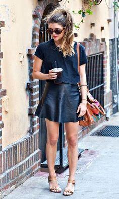 Vista o Look Look Fashion, Girl Fashion, Womens Fashion, Fashion Design, Fashion Trends, Rocker Fashion, Rocker Style, Ootd, Her Style