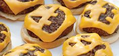 Here's a recipe for cheeseburgers that are a dinner after a night of trick-or-treating.