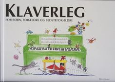 Lær at spille klaver med den grønne Klaverleg
