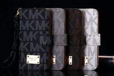 MICHAEL KORS APPLE IPHONE 7 & 7 Plus LUXURY FLIP CASE COVER WALLET