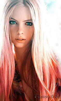 Окрашивание Ombre Hair Color 069