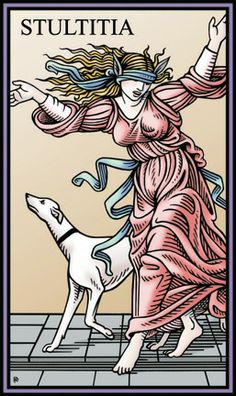 The Fool | The Tarot of the Sevenfold Mystery