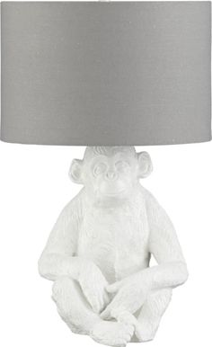 luli table lamp in brasil collection | CB2 whould be really cute with a different shade!!!