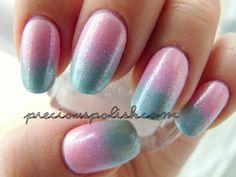 Pastel Paradise   Brittney W.'s (preciouspolish) Photo   Beautylish