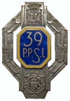 39 Pułk Piechoty Strzelców Lwowskich (Jarosław) wz. 1929 Retro, Digital Watch, Polish, War, Vitreous Enamel, Retro Illustration, Nail, Nail Polish, Nail Polish Colors