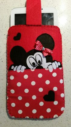 Minnie mouse ıpad, tablet, telefon kılıfları