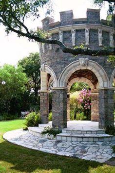 Castle Dunvegan Keep Scotland
