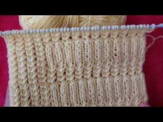 Kuş Ağzı Yelek Örneği - YouTube Knitting Patterns, Youtube, Design, Fashion, Tejidos, Moda, Knit Patterns, Fashion Styles