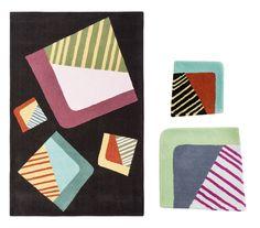 Tapetes criados para exposição na by Kamy durante o Design Weekend 2015 em SP.