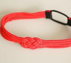 DIY Nautical Headband