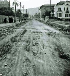 Carrer Ganduxer any 1920 Old Photography, Best Cities, Country Roads, City, World, Outdoor, Beautiful, Nikon, Landscapes