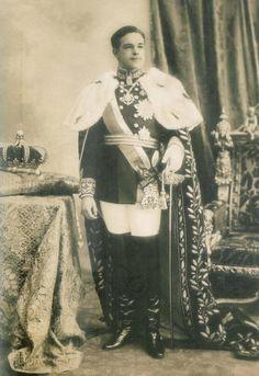 King Manuel of Portugal