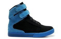 Supra TK Society Black Blue On Sale