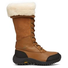 Women's Adirondack Tall Winter Cognac Snow Boot | littleburgundy