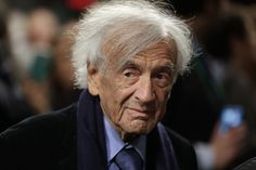 The Nobel Peace Prize winning Holocaust survivor and author is perhaps best known for giving a voice to the voiceless.