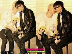 BIGBANG TOP D-LITE たぷ テソンの画像 プリ画像