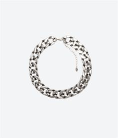 CHAIN LINK NECKLACE from Zara