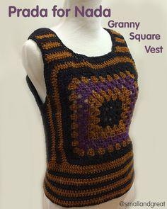 DIY Miu Miu Sweater Vest - smallandgreat