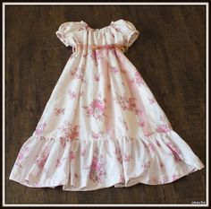 OH I think I just found the girls' Easter dress. Beautiful.
