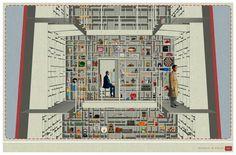 Αποτέλεσμα εικόνας για Cabinet of architectural curiosities