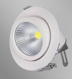 Complete set van 3 stuks Witte Badkamer Inbouw LED spot Kreta 8W ...