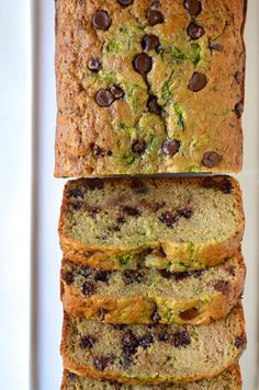 Transform zucchini into the ultimate treat with a quick and easy recipe for the best chocolate chip zucchini bread.