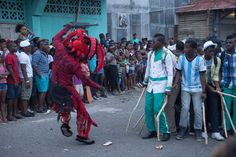 Fiestas paganas con esencias Africanas se pueden ver en el Carnaval.