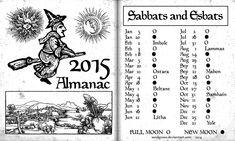 Sabbats & Esbats Book of Shadows 21 Page 6 by Sandgroan.deviantart.com on @DeviantArt
