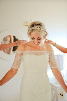 Chic Special Design Wedding Dress ♥ Lace Wedding Dress | Ozel Tasarim Dantel Gelinlik