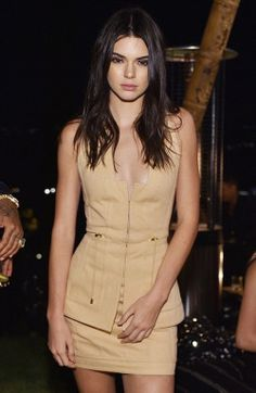 alldasheverything:  Kendall at Olivier Rousteing's birthday party in LA - October 23, 2015