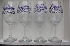 Personalized and monogrammed gifts for weddings, bachelorette, party favor gifts , party goods , party supply, gifts idea, birthday git, bride and groom wedding Monogrammed Glasses, Wedding Glasses, Men's Grooming, Wedding Groom, Best Part Of Me, Party Supplies, Party Favors, Wine Glass, Bride