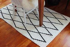 Ravelry: Moroccan style rug pattern by Pirjo M