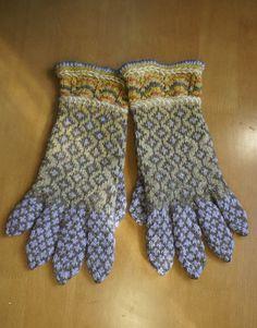 Алиса Сонипак / Alisa Sonipak's gloves