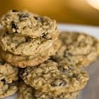 Oatmeal Raisin Cookies [Seriously, these are the best cookies.  I use yellow raisins and do not skip the soaking bit]