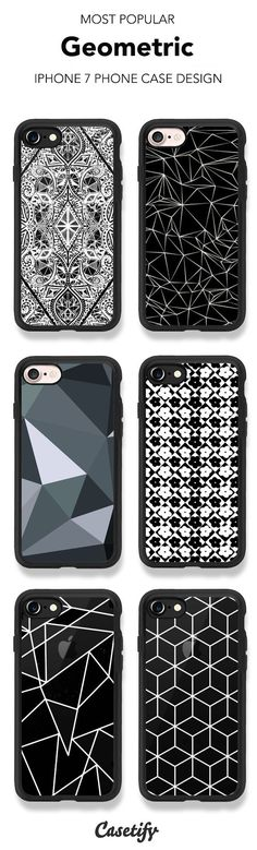 Most Popular Geometric iPhone 7 and iPhone 7 Plus case. Shop them all here >    https://www.casetify.com/artworks/i3BK3cVSpE