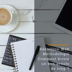 Non : un bon article de blog ne tient pas à un éclair d'inspiration ;) ! #blogging #seo #contentmarketing #webmarketing #rédactionweb