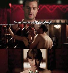 Christian et Ana Fifty Shades Cast, Fifty Shades Quotes, Shade Quotes, 50 Shades Trilogy, Fifty Shades Movie, Fifty Shades Darker, Fifty Shades Of Grey, 50 Shades Freed, Gray Matters