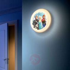 Plafonnier LED Frozen avec motif Disney | Luminaire.fr Disney, Night Light, Lighting, Child Room, Pattern, Disney Art