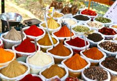 Flavours of India add #ColourToLife