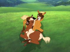 Tahoe and Thorn as foals playing and having fun. Thorn and Tahoe (C) Me Images used for background and rendering (C) Dreamworks Spirit Horse Movie, Spirit The Horse, Spirit And Rain, Creature Drawings, Horse Drawings, Animal Drawings, Cute Horses, Pretty Horses, Beautiful Horses