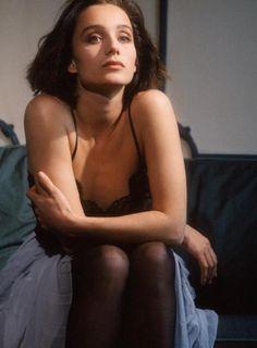 Kristin Scott Thomas, actress (Under The Cherry Moon, The English Patient, Bitter Moon)