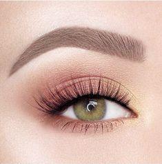 Eye Makeup Brushes Brown Smokey Eye Natural Makeup - Make Up Eye Makeup Brushes, Glitter Eye Makeup, Eye Makeup Remover, Blue Eye Makeup, Smokey Eye Makeup, Makeup Kit, Eyeshadow Makeup, Eyeshadow Palette, Eyebrow Makeup