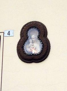 Madonna con Bambino - Isolaccia, Valdidentro (Sondrio)